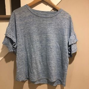 Margaret Oleary San Francisco cropped T-shirt